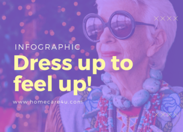 Dress Up to Feel Up (Infographic)