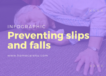 Preventing Slips and Falls – Infographic