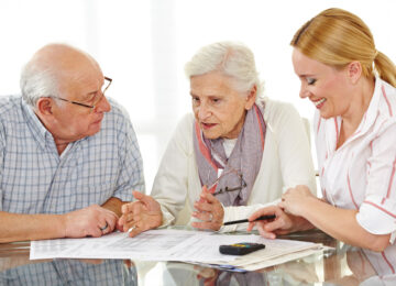 Financial Help Check-List for Your Golden Years