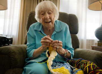 Crafting Activities for Seniors: Knit, Sew, Crochet and Quilt for a Healthier Life