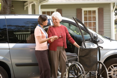 Private Car Services For The Elderly