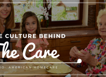 Fostering a European culture of care