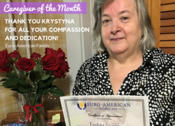 Caregiver of the month – A Decade of Caring