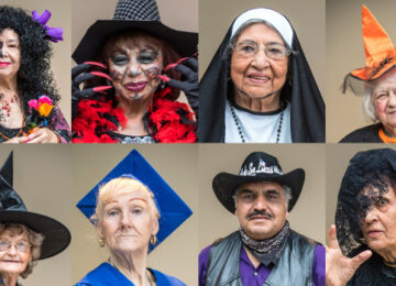 4 DIY Costume Ideas for Seniors