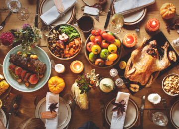 5 Healthy Thanksgiving Recipes to Try!