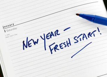 Our Top 3 New Year's Resolutions to Make in 2018