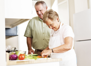 4 Kitchen Safety Tips for Caregivers